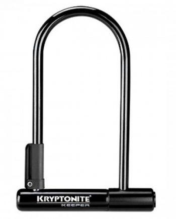 Cykellås Kryptonite U-Lock Keeper 12 Std Inkl fäste 10.2x20.3cm