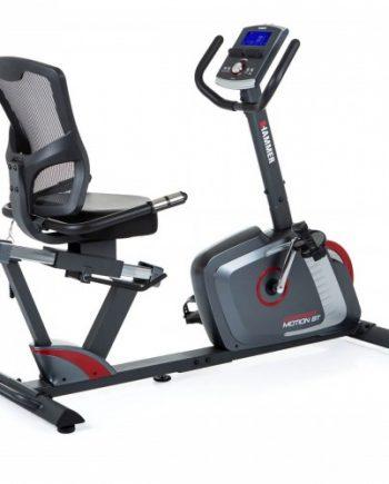 Motionscykel Recumbent Bike Hammer Comfort Motion BT