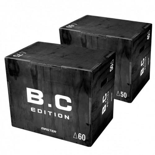 B.C Plyobox 40 - 50 - 60 cm