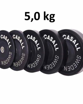 Casall Pro Viktskiva Bumper Plate 5