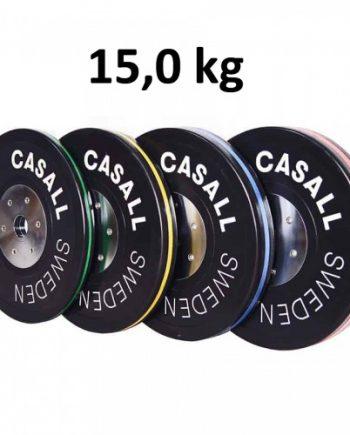 Casall Pro Viktskiva Bumper Elite Plate 15