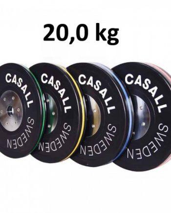 Casall Pro Viktskiva Bumper Elite Plate 20