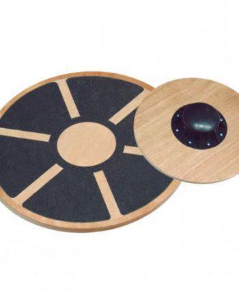 Balansplatta i trä Master Fitness