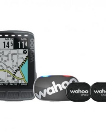 Wahoo ELEMNT ROAM GPS Computer BUNDLE - GPS Cykeldator