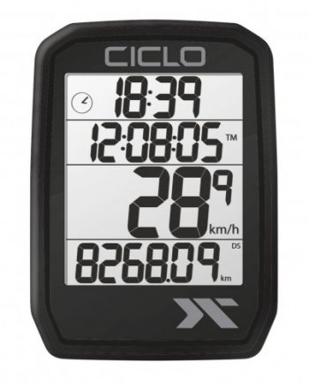 Trådlös Cykeldator CicloSport Protos 205