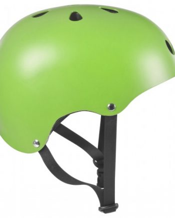 Inlineshjälm Powerslide Stunt - Grön