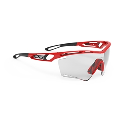 Rudy Project Tralyx XL Fire Red Gloss Lens
