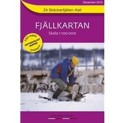 Norstedts Z4 Skäckerfjällen-Kall