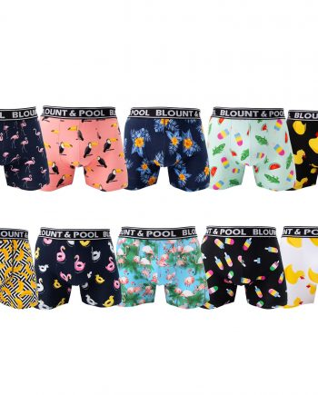 Boxer Shorts 10-Pack