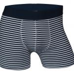 Resteröds Gunnar Boxer, Mini Blue Stripe, Xl