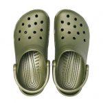 Classic, Army Green, 33-34,  Crocs
