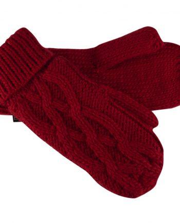 Knitted Mitten