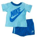Futura Mixed Set Inf, Polarized Blue/Polarized Blue, 18m/24m,  Nike