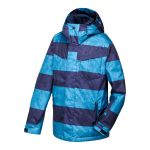 Mission Printed Youth Jkt, Moroccan Blue, 152,  Quiksilver