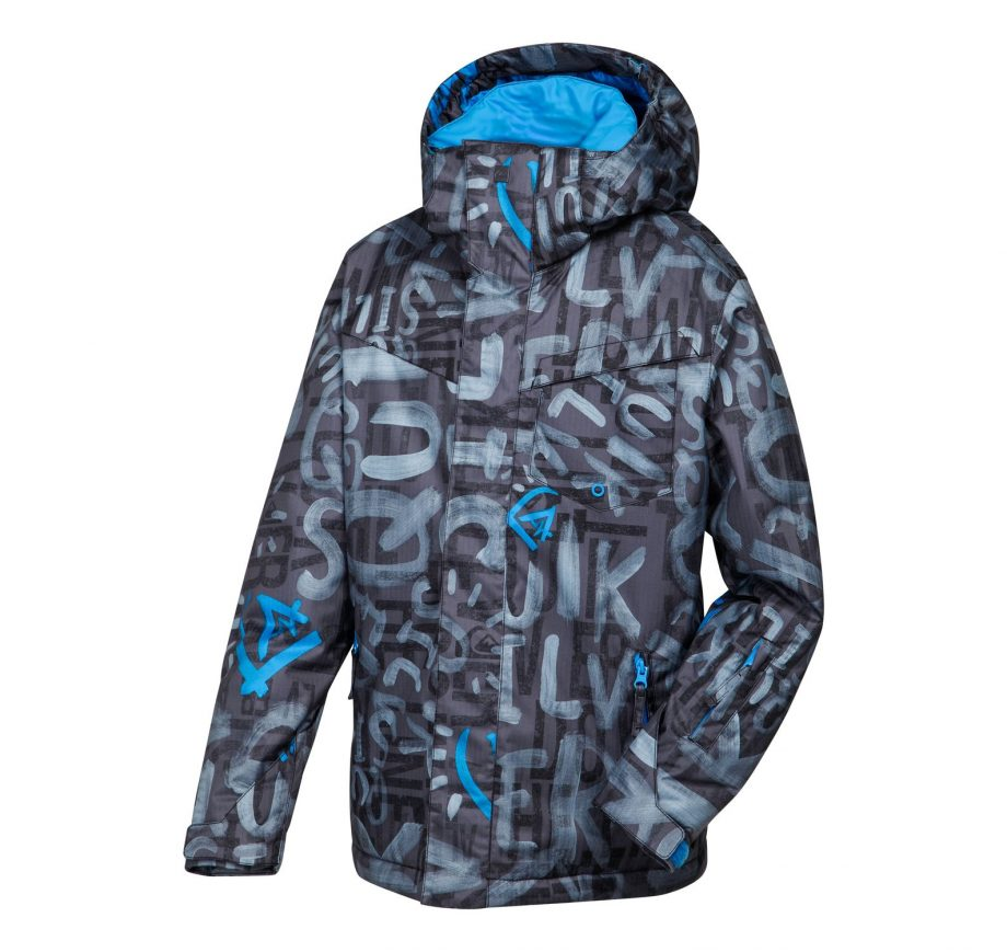 Mission Printed Youth Jkt