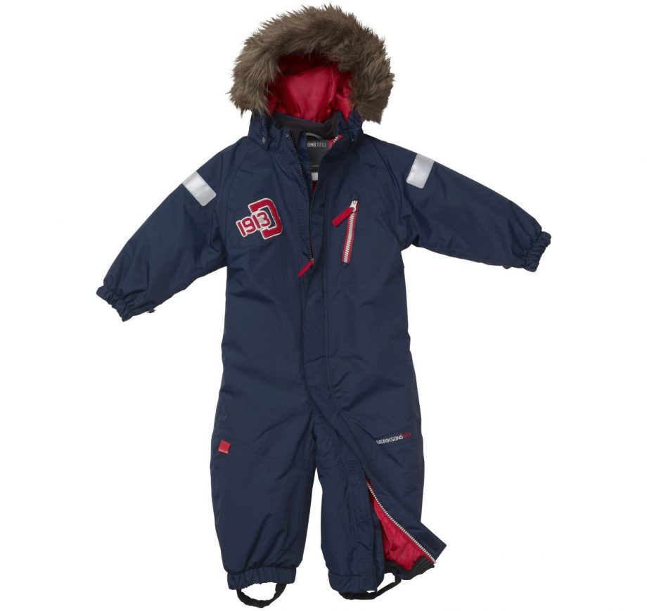 Tucky Kids Coverall