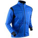 Jacket Crosser, Surftheweb/Black/Evenblue, M,  Längdskidjackor