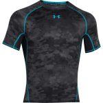 Armour Hg Printed Ss, Black, Xxl,  Under Armour