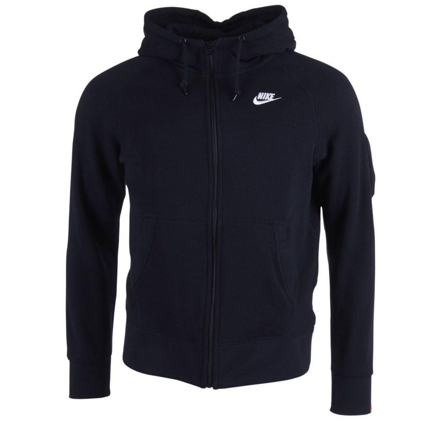 Nike Aw77 Ft Fz Hoody