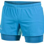 Run Shorts 2-1 W, Galaxy, M,  Craftrea