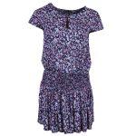 Price Leja Dress, Blue Flower, 38,  Kjolar Och Klänningar