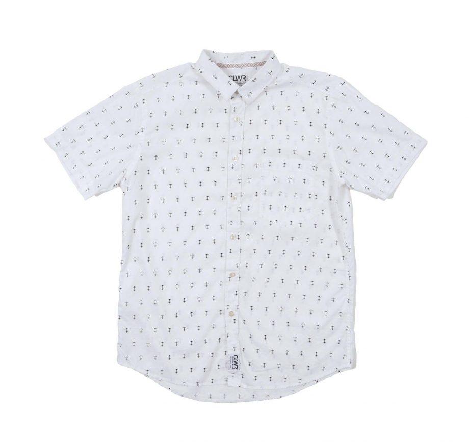 Ss Anchor Shirt