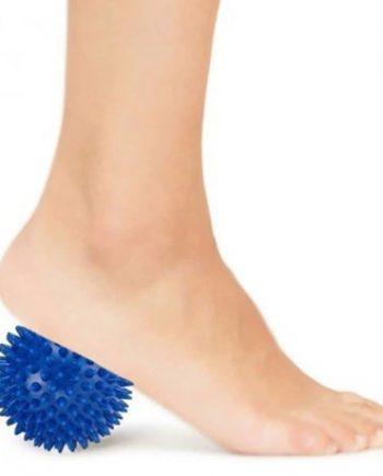 Massageboll blå